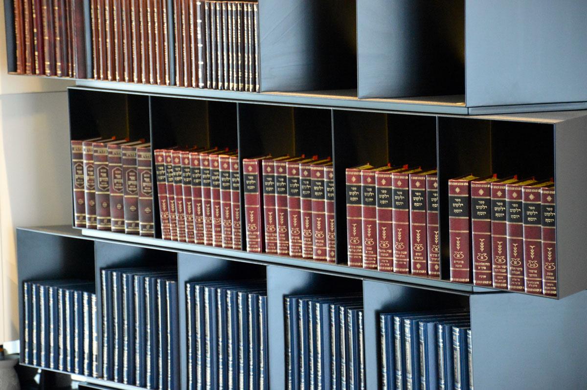 ספריית ברזל