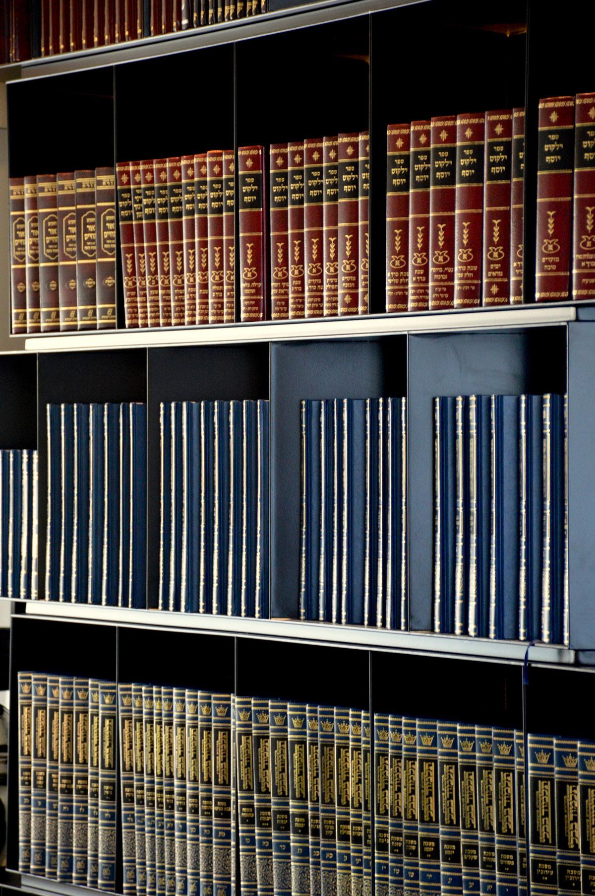 ספריה לספרי קודש