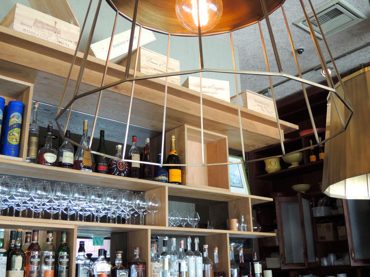 פרויקט גופי תאורה מסעדת פרונטו