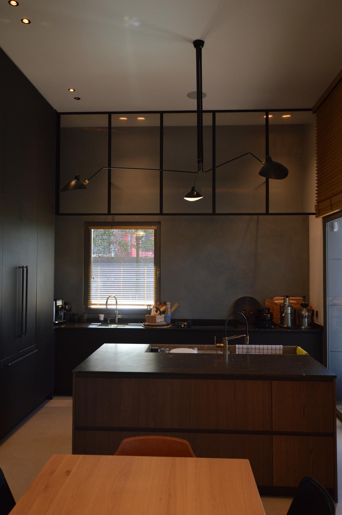 עיצוב מברזל לדירה בהרצליה