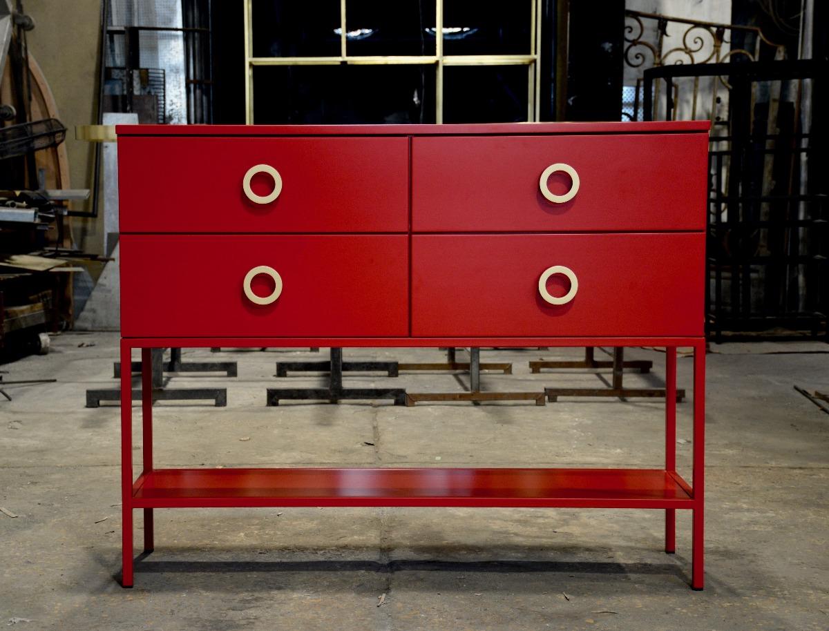 iron-console-brass-handles